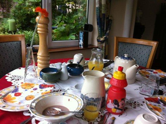 Applecroft House: Breakfast