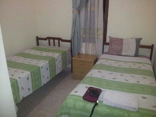 Hotel Susteran: room