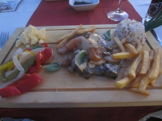 Hotel Dionysia: Meal