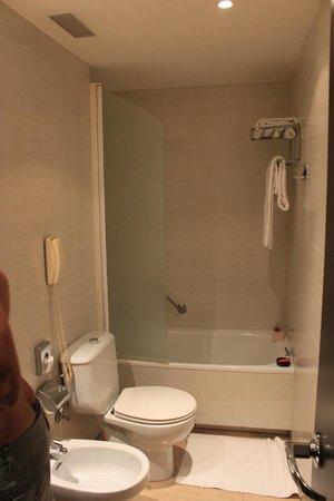 NH Belagua : Banheiro