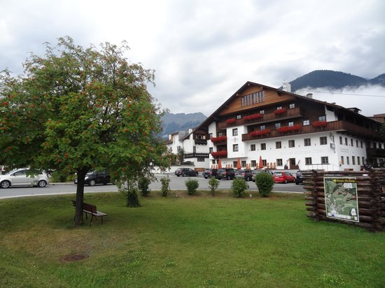 Familien-Landhotel Stern : L'hôtel