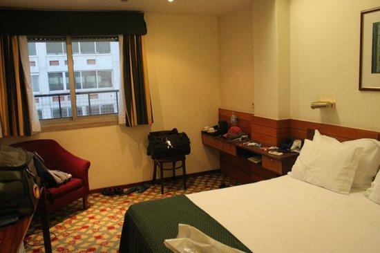 Hotel Jorge V: Quarto