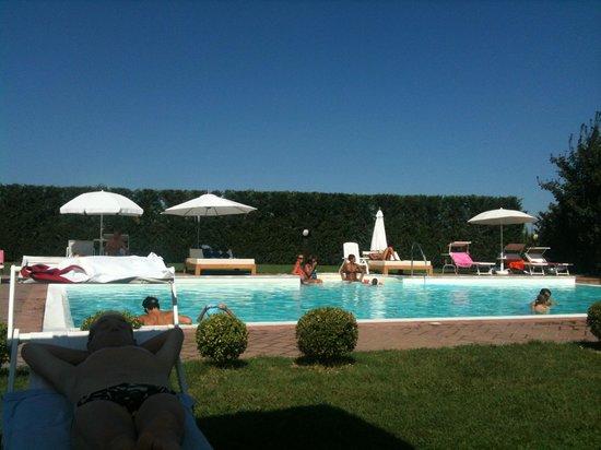 Agriturismo Lama di Valle Rosa: piscina