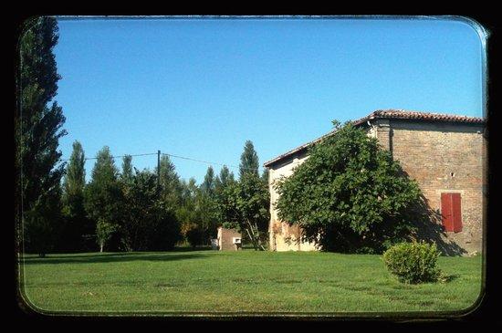 Agriturismo Lama di Valle Rosa: la casa