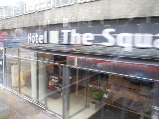 The Square Copenhagen : the hotel