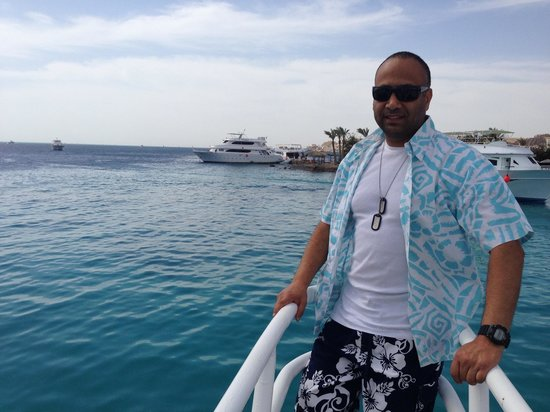 Aquanaut Diving Club : On top of winner the boat