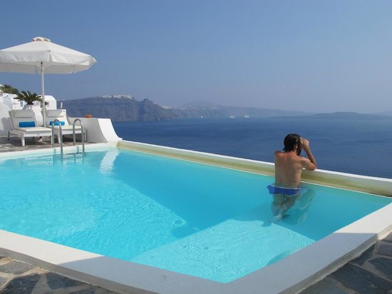 Kima Villa: nice pool