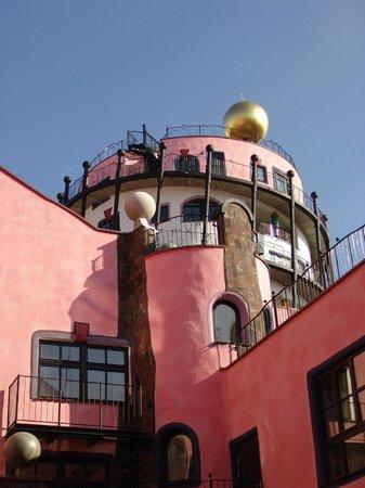 Arthotel Magdeburg: Außenansicht Grüne Zitadelle
