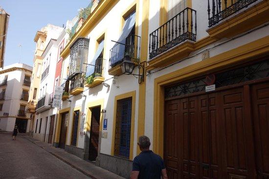 Casa de los Azulejos : exterior