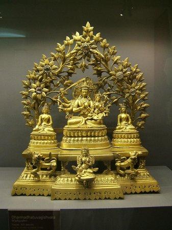 MAO - Museo d'Arte Orientale: manufatto tibetano