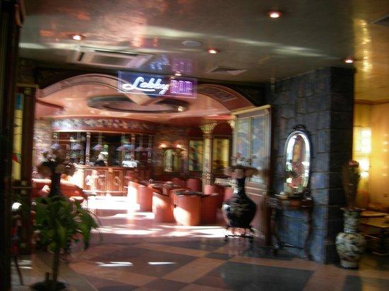 Hotel Maritza: The Bar.