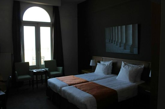 Thermae Palace Hotel : Chambre