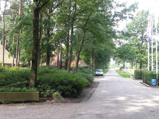 Landgoed de Holtweijde: Hotel Entree