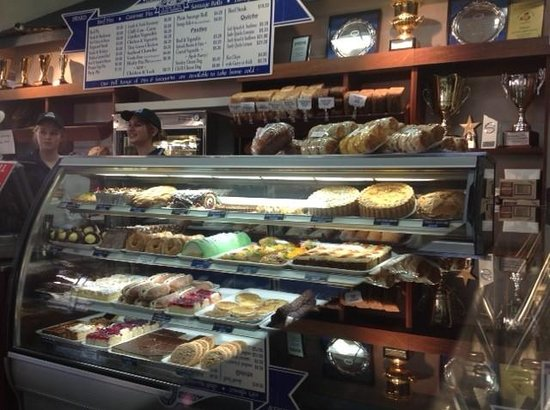 Denmark Bakery: Denmark pie shop