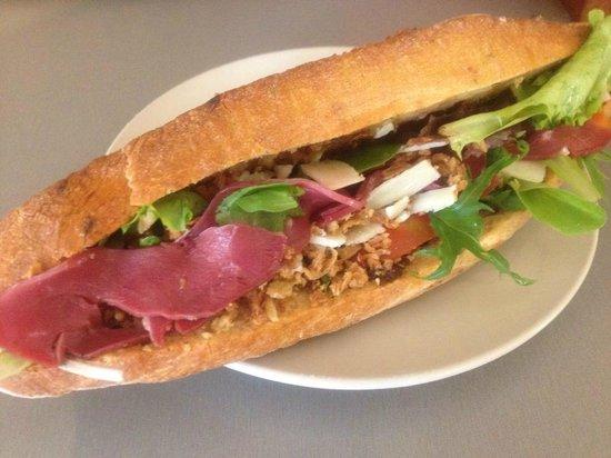 La Cigale : Un sandwich parmi tant d'autres....