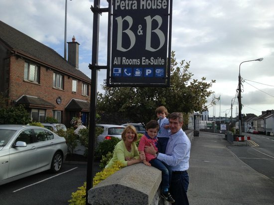 Petra House Bed and Breakfast : Best B&B in Galway