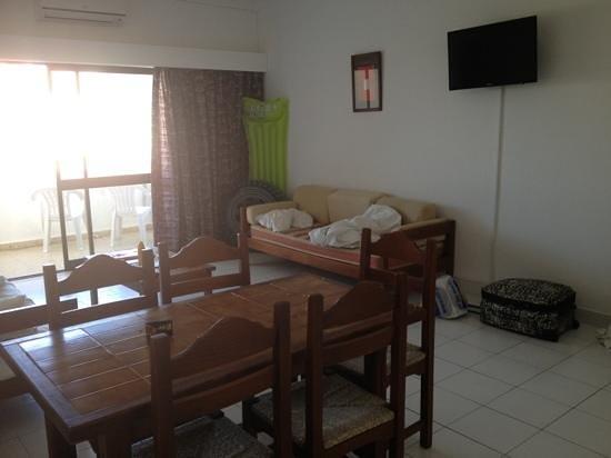 EiraSol: living area
