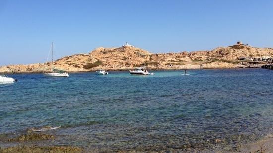 Best Western Santa Maria : private beach