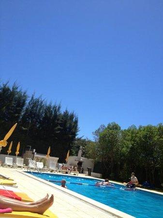 EiraSol: pool area