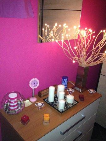 B&B Dolce Sogno: candele