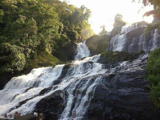 Itubera, BA: Cachoeira Pancada Grande