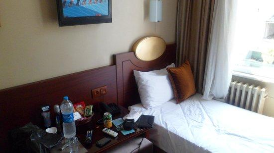 Nobel Hotel: Room