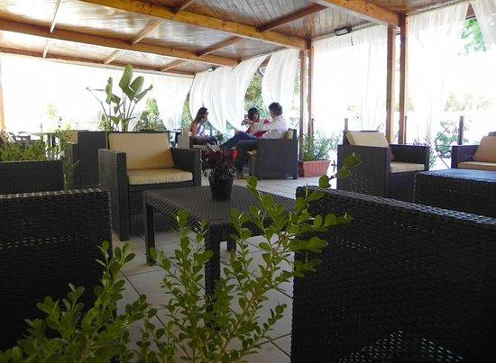 Residence Hotel Universo : Lounge Esterno