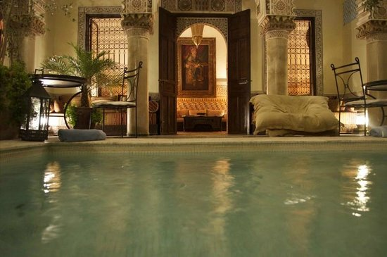 RIad Al Loune: We had the pleasure of waking up to this