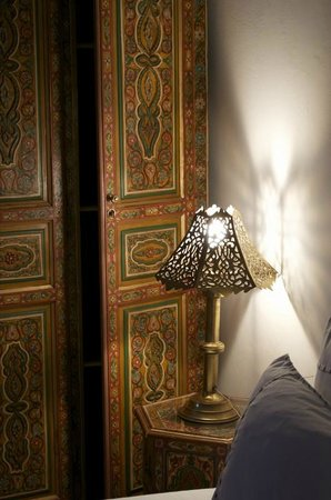 RIad Al Loune: The green room