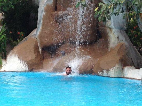 Kuramathi Island Resort: The Pool at the Spa