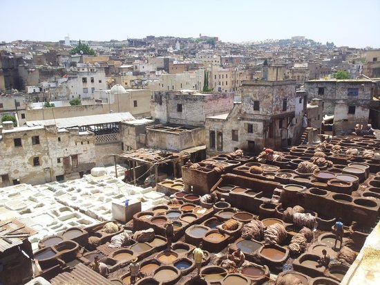Moulay Abdellah Quarter: TANNERIES 2