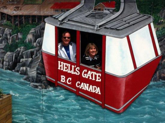 Hells Gate, emoção e aventura
