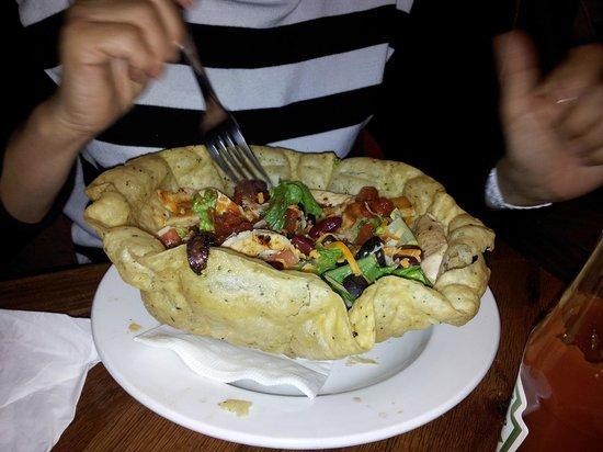 Don Cherry's Sports Grill : insalata