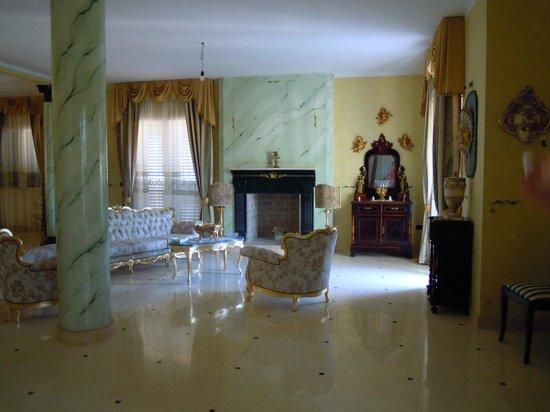 Villa Belvedere: Ingresso a dir poco incantevole