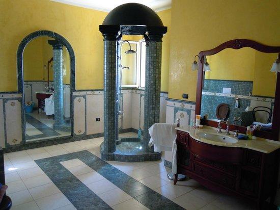 Villa Belvedere: Bagno meraviglioso