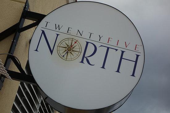25 North