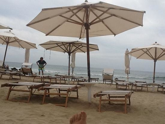 Aeneas' Landing : aeneas spiaggia