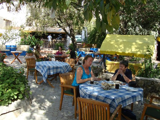 Sarnic : A pleasant lunch!