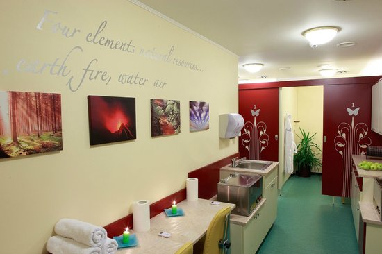 Danubius Health Spa Resort Butterfly: Butterfly Spa Centre