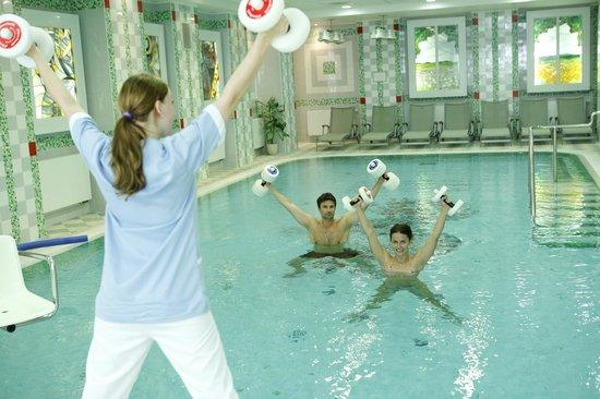 Danubius Health Spa Resort Butterfly: Pool