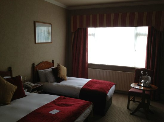 Buswells Hotel : Nice hotel, convenient location