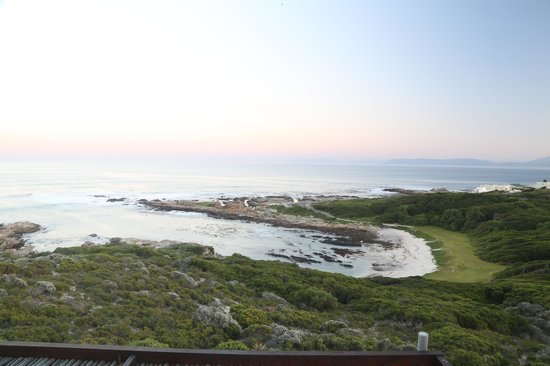 Crayfish Lodge Sea & Country Guest House: Sea View