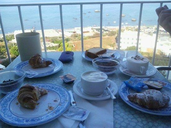 Hotel Imperamare: colazione