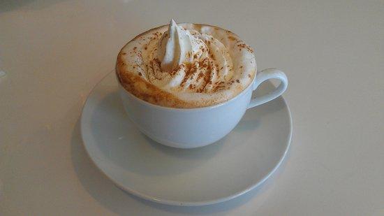 Cappuccino @ The Coffee Spot