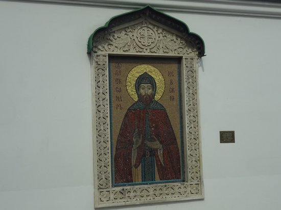 Danilov Monastery: На территории монастыря