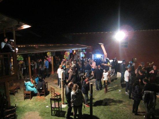 LOKI Cusco : Festa