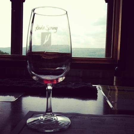 Keuka Spring Vineyards: Pinot Noir