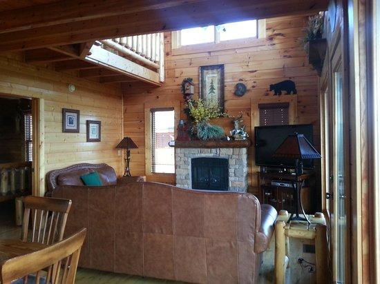 The Preserve Resort: Living Room