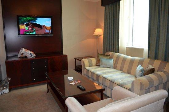 Ramada Jumeirah: Room