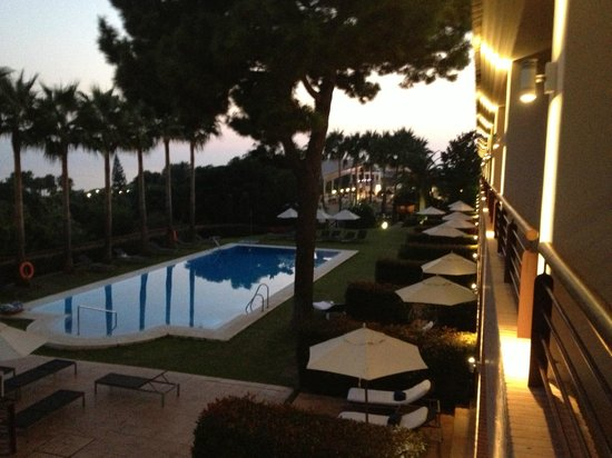 Don Carlos Leisure Resort & Spa: semi private pool